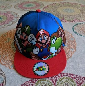 New Super Mario Bros hat 👌